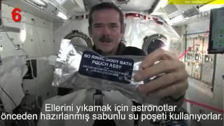 10 Adımda Astronotlar Uzayda Nasıl Yaşar ? | Yeni Jenerasyon