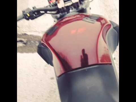 Buell XB12S Force Exhaust system