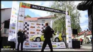 Rally TALSI 2012, Team ASRT