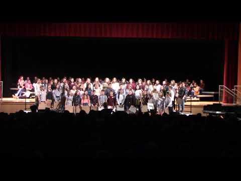 Lehighton Area Middle School Choruses Songs 6 to 11
