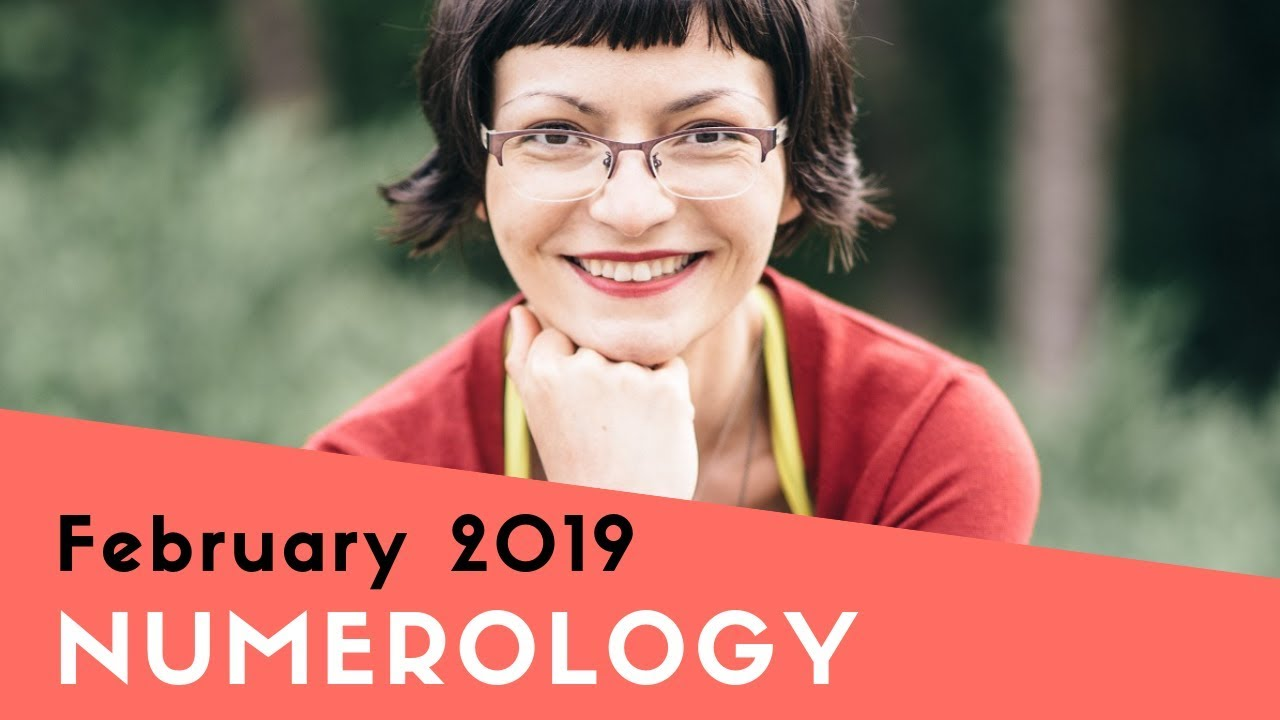 February 2019 NUMEROLOGY Forecast for all 9 Life Path Numbers! Nevena