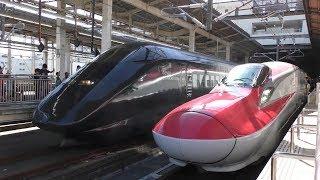 【JR東日本】E3系現美新幹線東京駅初入線!ただし撮影は大宮駅・・・