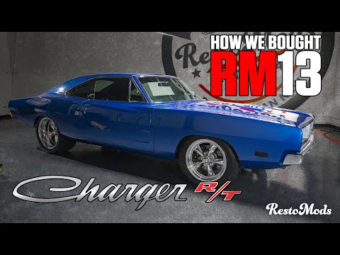 Buying a $86,500 1969 Dodge Charger R/T  - Then Take it All Apart