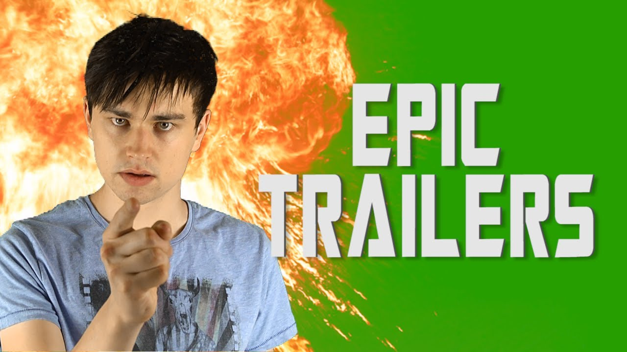 How to make an EPIC movie trailer! - YouTube
