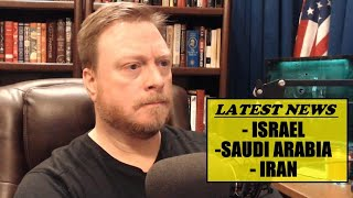 ? Latest Middle East News with Jake Morphonios: Iran, Israel, Saudi Arabia