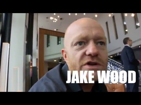 EASTENDERS' ACTOR JAKE WOOD - 'QUIGG EDGES FRAMPTON' & 'DAVID HAYE TOO SOON FOR JOSHUA RIGHT NOW'