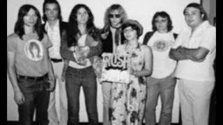 Rush -Here Again  live  11/19/74 (1st Tour)