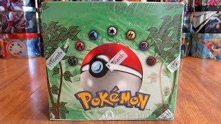 Pokemon Jungle Booster Box Opening Pt. 1