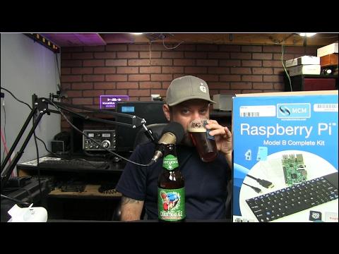 Ham Radio 2.0: Episode 79 - What is a Raspberry Pi (in Ham Radio)?