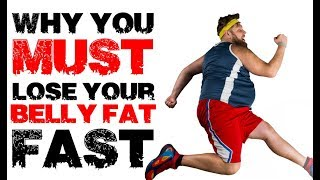 How To LOSE BELLY FAT Fast in 1 Week Weight Loss Formula NO EXERCISE  REQUIRED!