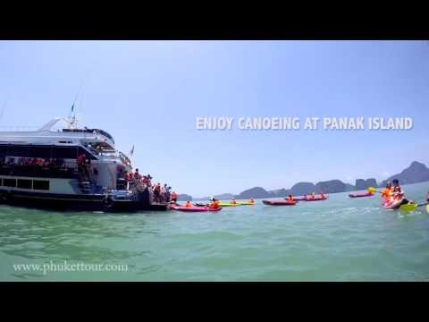 James bond Unseen Phang Nga Including NANG SHE View Point
