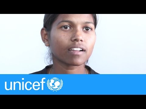 Youth call on world leaders to create change at UN   UNICEF