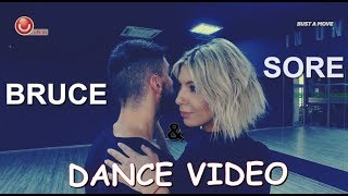 Sore Smiley - Jumatate Dance Video Choreo by Bruce Bust A Move - ep 25 Utv 2019