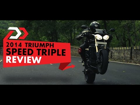 Triumph Speed Triple : Review: PowerDrift