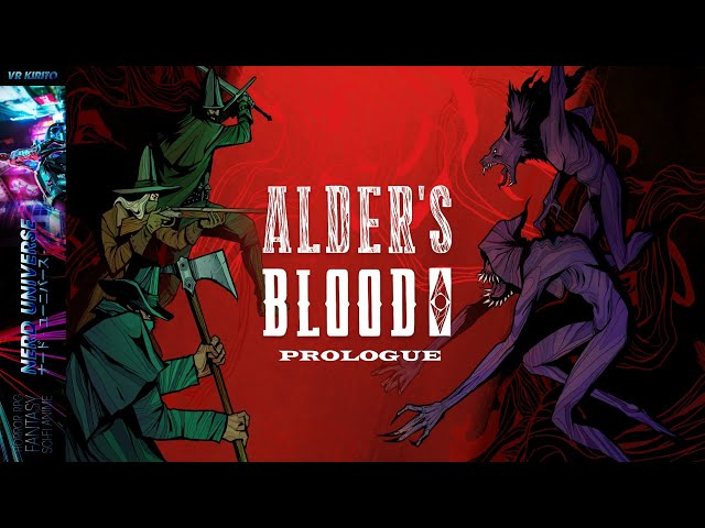 Alders Blood: Prologue Gameplay Deutsch ☬ Indie-Check [PC] 1440p