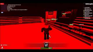 ROH Wrestling (ROBLOX): Part 6