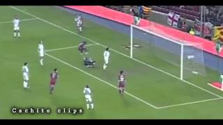 Ronaldinho vs Osasuna - 2005-2006 - Cachito clips