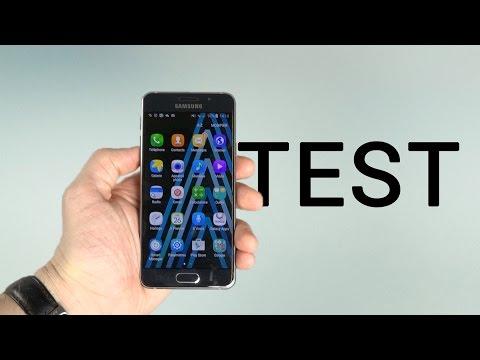 Test : Samsung Galaxy A3, l'excellent milieu de gamme !