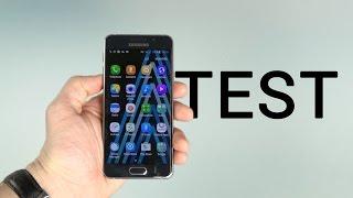 Test : Samsung Galaxy A3, l