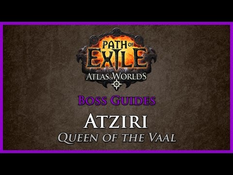 Path of Exile: Atziri Guide