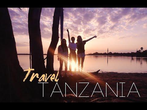 Travel Tanzania | Selous Siwandu Safari, Dar Es Salaam, East Africa Vlog