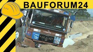 TRUCK TRIAL - Motorsport EXTREM - Actionshow mit TruckTrial Europameister Marcel Schoch