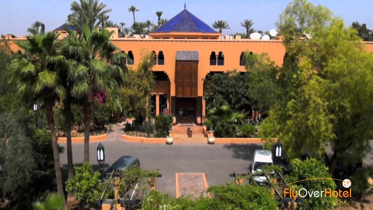 Hotel Marrakech Riu Tikida Garden