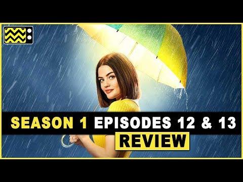 Download Life Sentence Season 1 Episodes 12 & 13 Review & Reaction | AfterBuzz TV