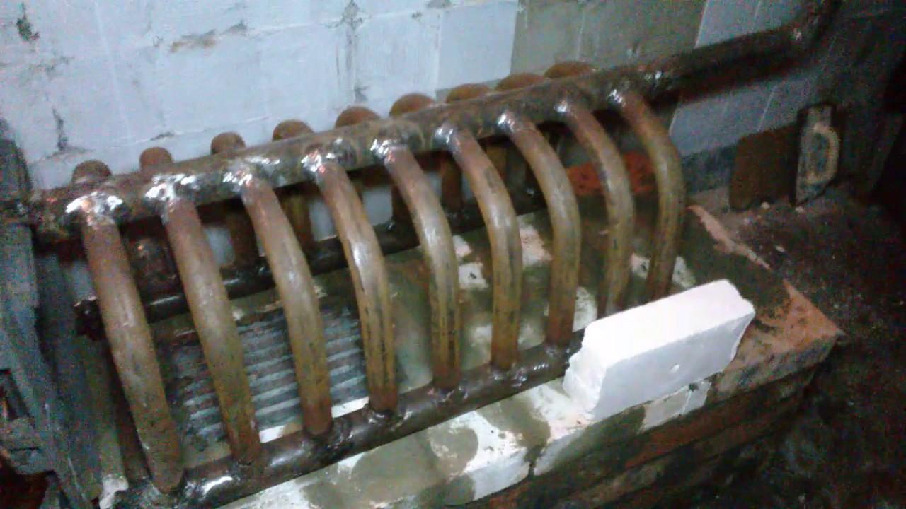 Производство теплообменников для печей Конденсатор кожухотрубный (кожухотрубчатый) типа КНГ Москва