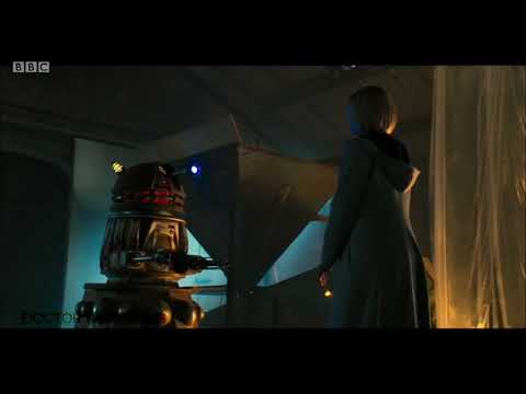 Doctor Who: Resolution -  The Dalek Scans The Doctor