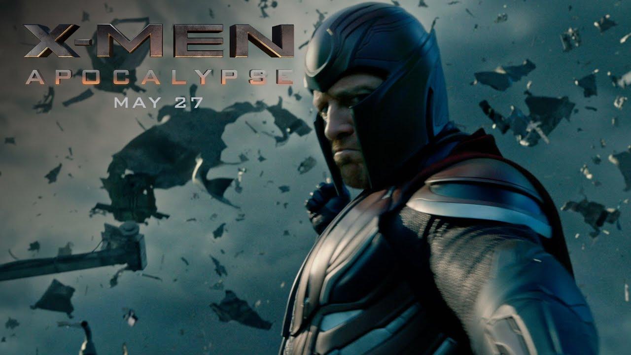 How To Make Live Wallpaper Iphone X X Men Apocalypse Quot Magneto Quot Power Piece Hd 20th
