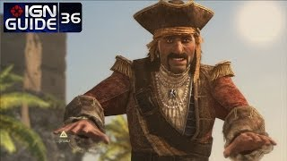Assassin's Creed 4 Walkthrough - Sequence 09 Memory 02: Trust Is Earned (100% Sync)