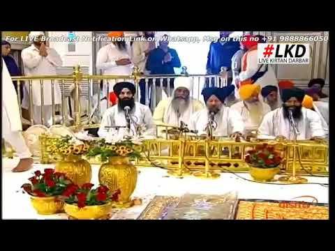 `TUM MILTE MERA MAN JIO`- Bhai Sukhwant Singh Ji Hazoori Ragi Sri Darbar  Sahib by Gurpreet Singh