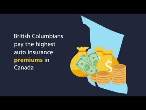 BC Auto Insurance - ICBC Rising Rates