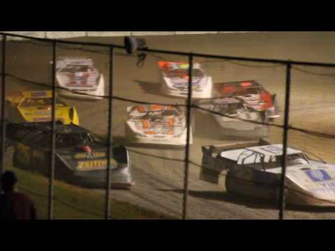 MVI 6866  STUART SPEEDWAY 7/3/2016 LATE MODEL FEATURE