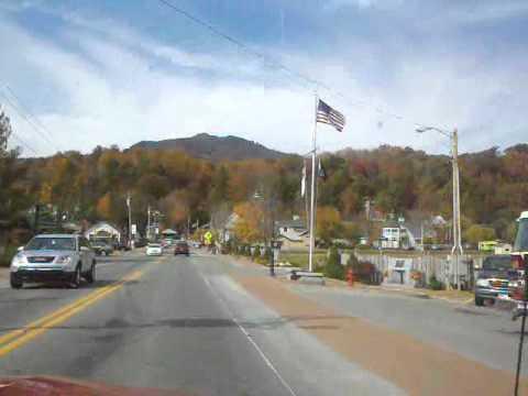 Banner elk north carolina in the fall