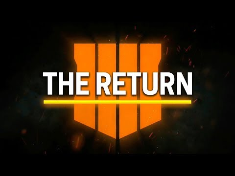 The Return to Call of Duty............