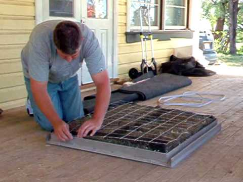 Country Life Episode 4 Evaporative Cooler Part 1 Youtube