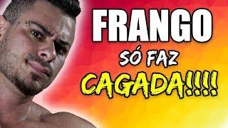REAGINDO AOS VIDEO MAIS ENGRAÇADOS DE ACADEMIA! - LEO STRONDA