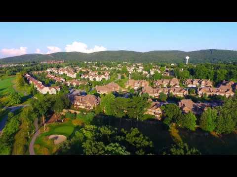 Hamburg NJ, Crystal Springs and surrounding area aerials