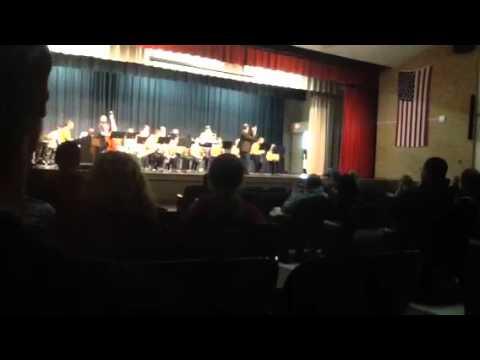 Webster Stanley Middle School Jazz Band