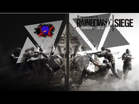 Playing with Subs on Rainbow Six Siege {Xbox One X } {The Funk} HD Live Stream
