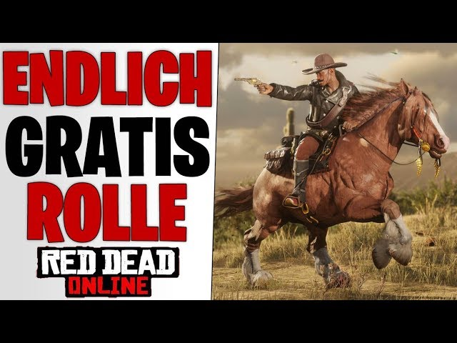 ENDLICH IST KOPFGELDJÄGER GRATIS - Neues Server Update & Zukunft | Red Dead Redemption 2 Online