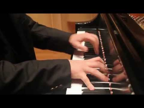 Matthew plays Scriabin Op. 8 No. 12:
