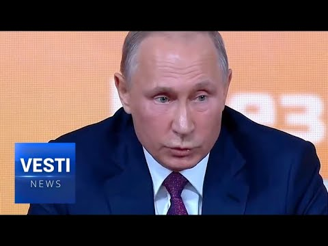 "Putin Throws Hands Up On Kurdish Question: ""It's Not Our Decision, It's Yours"""