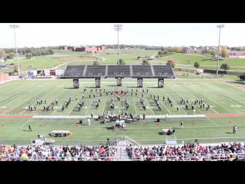 Southeast Polk High School Marching Rams @ Valleyfest 10/10/15