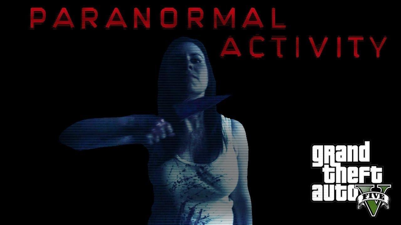 GTA 5 PARANORMAL ACTIVITY