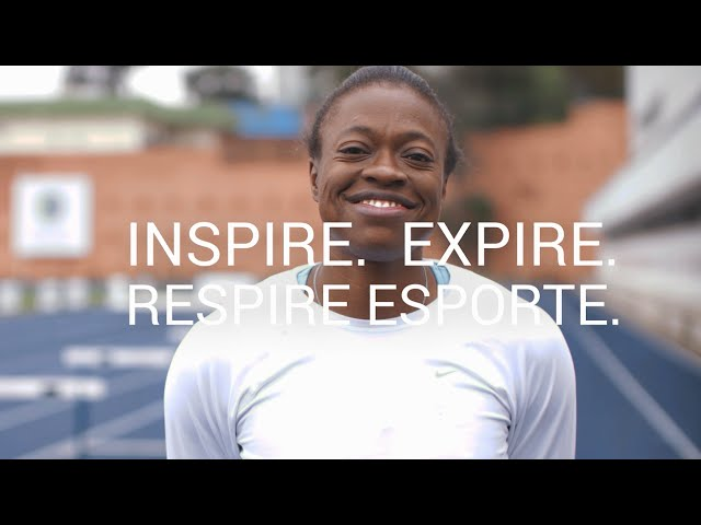 #AbraceoEsporte - Estamos torcendo por vocês!
