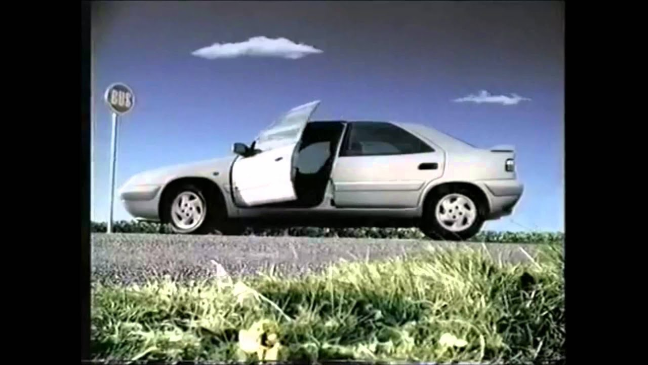 publicit citroen xantia activa 1998 youtube. Black Bedroom Furniture Sets. Home Design Ideas