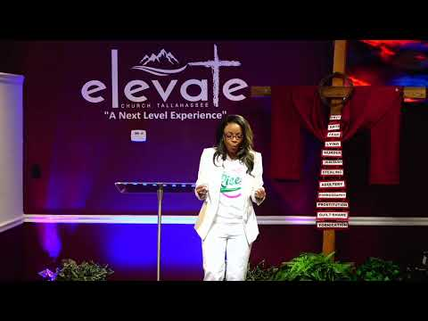 """""""Nail It To The Cross"""" 4/12/20 Elevate Church Tallahassee Live Stream"""